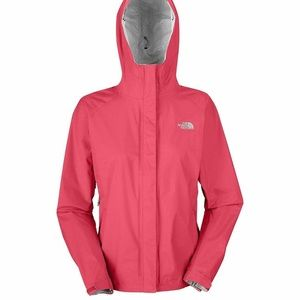 The North Face Venture Windbreaker Small Hot Pink